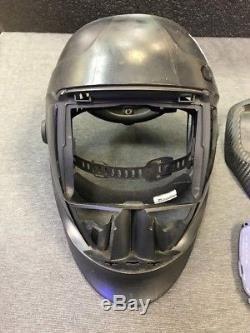 3M Speedglas 9100XXi Welding Helmet with Auto-Darkening Lens (used) Free Ship