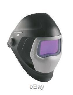 3M Speedglas 9100xxi Auto-Darkening Welding Helmet New