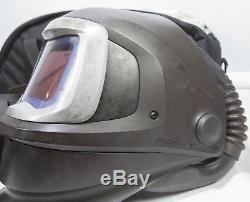 3M Speedglas 9100xxi fx Adflo 3m Auto Darkening Welding Helmet Mask Filter