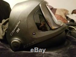 3M Speedglas 9100xxi with Adflo PAPR