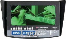3M Speedglas Auto-Darkening Filter SL, Welding Safety 05-0000-41, Shade 8-12