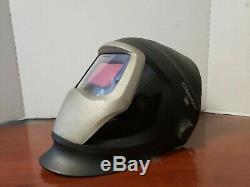 3M Speedglas Auto Darkening Welding Helmet 9100X c-x
