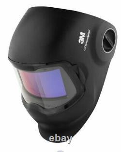 3M Speedglas G5-02 Welding Helmet Curved Auto Darkening Filter Lens TIG MIG MMA