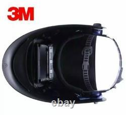 3M Speedglas Helmet 100V Welding with Auto-Darkening for MMAW MIG MAG TIG 450g