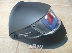 3M Speedglas SL Auto-Darkening Welding Helmet, Used, Hornell Speedglass