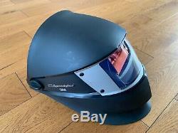 3M Speedglas SL Black Welding Helmet with Auto-Darkening Filter