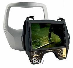 3M Speedglas Welding Filter Kit with Auto Darkening Filter 9100XXi and Silver