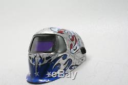 3M Speedglas Welding Helmet 100 Tribute Auto Darkening Filter 100V 07-0012-31TB