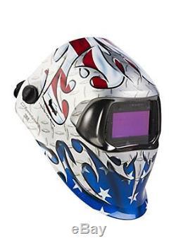 3M Speedglas Welding Helmet 100 Tribute with Auto-Darkening Filter 100V 07-0012