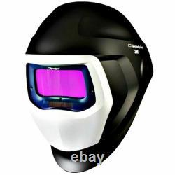 3M Speedglas Welding Helmet 9100 06-0100-20SW, with ADF 9100X