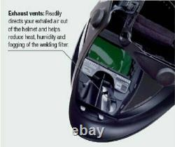 3M Speedglas Welding Helmet 9100 06-0100-30SW, with ADF Extra-Large Lens
