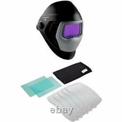3M Speedglas Welding Helmet 9100, 06-0100-30iSW Auto-Darkening Filter NEW