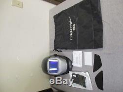3M Speedglas Welding Helmet 9100 06-0100-30iSW with Auto-Darkening Filter 9100XXi