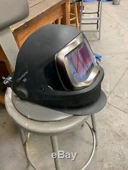 3M Speedglas Welding Helmet 9100 FX with Side Windows and Auto Darkening Filte