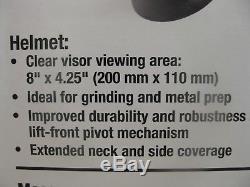 3M Speedglas Welding Helmet 9100 FX with SideWindows, Auto darkening