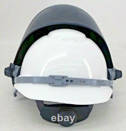 3M Speedglas Welding Helmet 9100 With Hard Hat, Side Windows, & Auto Darkening