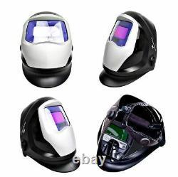 3M Speedglas Welding Helmet 9100V Auto-Darkening Filter Shades 5 8-13 3 Sensors