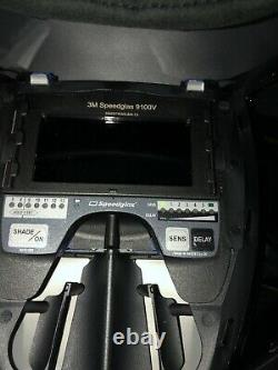 3M Speedglas Welding Helmet 9100V Shades 5, 8-13 Auto-Darkening