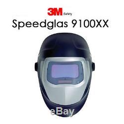 3M Speedglas Welding Helmet 9100XX Shades 5, 8-13 SW Auto-Darkening Extra-Large