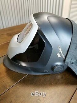 3M Speedglas Welding Helmet 9100XX with Auto Darkening Filter