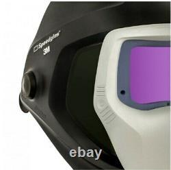 3M Speedglas Welding Helmet 9100XXi + Bag & 2 Spare Lens Automatic Mig 501826