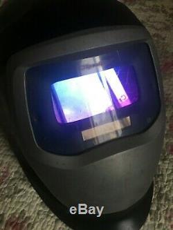 3M Speedglas Welding Helmet Auto-Darkening Filter 9100V, USED