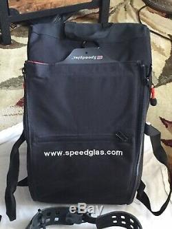 3M Speedglass 9100x Helmet, Adflo Air Purifying System, Complete Plus Extras
