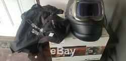3M Speedglass Welding Helmet 9100 FX, Sidewindows autodarkening filter 9100xx