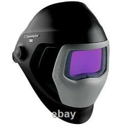3M Weld Helmet 9100XXi withADF, Side Shields, nylon storage bag NEW NEVER WORN