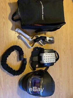 3m Adflo Air Purifying Respirator He Speedglas Welding Helmet 9100fx