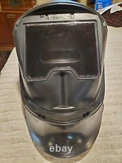 3m Speedglas 9000XF Adflo Air Fed Welding Helmet Flexshell, 9002V Auto Darkening