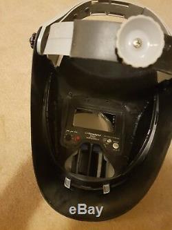 3m Speedglas 9000v sw Welding Helmet / mask, + another auto darkening mask