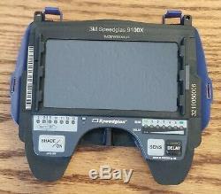 3m Speedglas Replacement Auto Darkening 9100x Filter