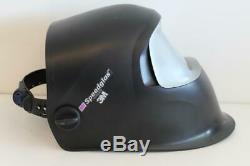 3m Speedglas Welding Helmet 100 with Auto Darkening Filter Soldering Helmet 100v