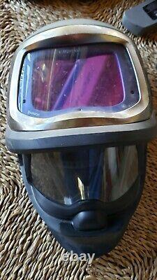 3m speedglas 9100 fx Adflo positive pressure welding air filter assembly