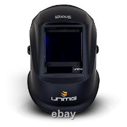4 SENSOR UNIMIG RWX6000 Automatic Welding Helmet UMRWXWH