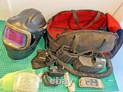 9100XX Speedglas 9100 MP Air Hard Hat Welding Helmet 3M Adflo