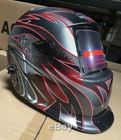 ART Solar Auto Darkening Welding/grinding Helmet certified hood USA seller