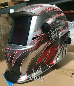 ARTD Solar Auto Darkening Welding Grinding Helmet hood mask