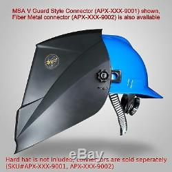 Antra AH7-X90-0000 Solar Power Auto Darkening Welding Helmet Shade 4/5-9/9-13