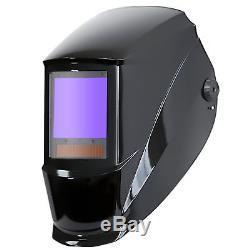 Antra DF161219 Solar Power Auto Darkening Welding Helmet Shade 4/5-9/9-13