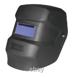 ArcOne Hawk Auto Darkening Welding Helmet with T240-10 Tradesman 2 x 4 Filter