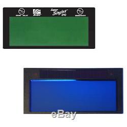 ArcOne SS240 Super Singles 240 Auto-Darkening Filter Shade 10 with Grind & Delay