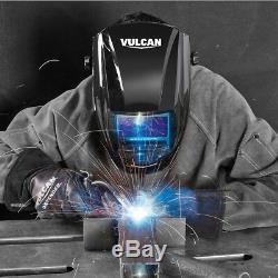 ArcSafe Auto Darkening Welding Helmet Welder Safety Protection Garage Auto Shop