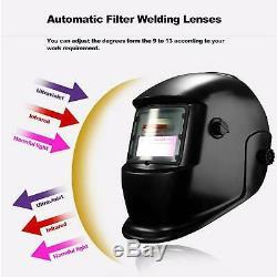Auto Darkening Solar Welding Helmet ARC TIG MIG Weld Welder Lens Grinding