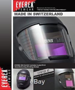 Auto Darkening Welding Welder Helmet Mask Tig Mig Arc