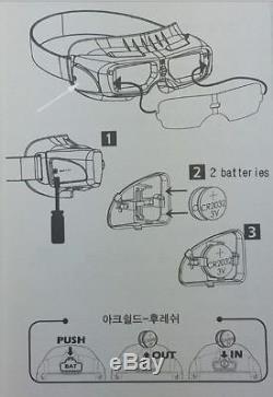 Auto Shade Darkening Welding Goggle Servore Arc-513 Arc 513 Korea Servore N o