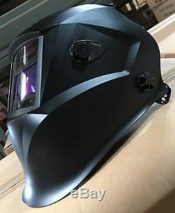 BLK700 Mask Auto-Darkening Welding welder Helmet Arc Tig mig grinding 4 sensors