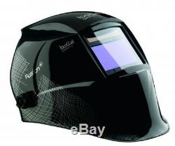 BOLLE FUSION 40121 Welding Electro Optical Helmet Auto Darkening Shades 5-8/9-13
