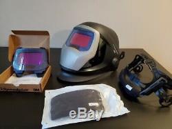 Best Value! 3M Speedglas Welding Helmet 9100X Auto-Darkening Filter 06-0100-20SW